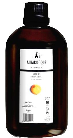 Terpenic EVO Albaricoque Aceite Vegetal 500ml