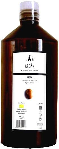 Terpenic EVO Argan Aceite Vegetal Bio 1 Litro