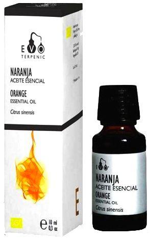 Terpenic EVO Naranja Aceite Esencial Bio 10ml