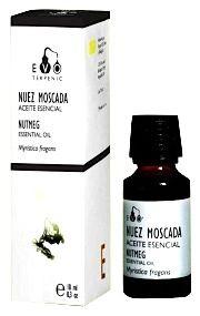 Terpenic EVO Nuez Moscada Aceite Esencial Bio 10ml