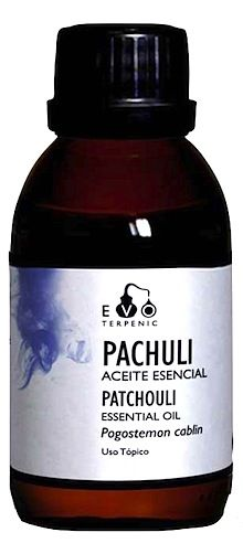 Terpenic EVO Pachuli Aceite Esencial Bio 100ml