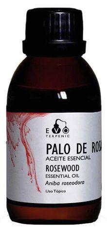 Terpenic EVO Palo de Rosa Aceite Esencial Bio 100ml