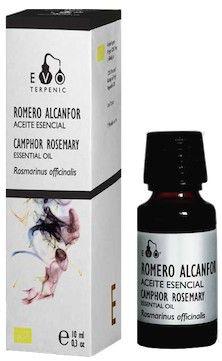 Terpenic EVO Romero Alcanfor Aceite Esencial Bio 10ml
