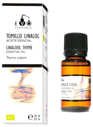 Terpenic EVO Tomillo Linalol Aceite Esencial 10ml