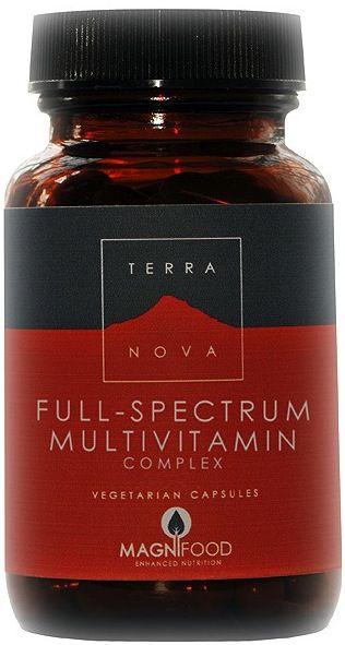 Terranova Multinutriente Completo 100 cápsulas