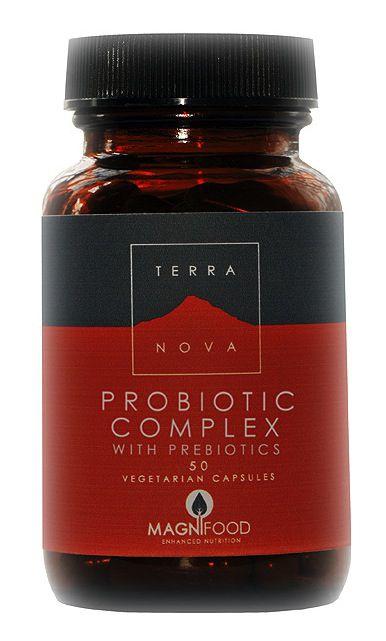 Terranova Probiótico Complex 50 cápsulas