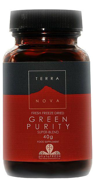 Terranova Pureza Verde 40g