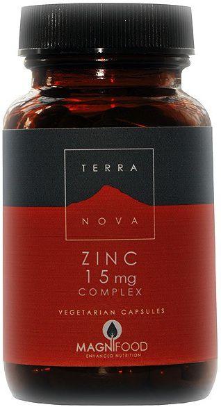 Terranova Zinc Complex 100 cápsulas