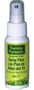 Thursday Plantation spray para Pies Aceite Árbol del Té 50ml