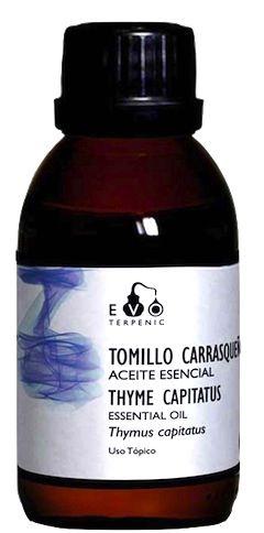 Terpenic EVO Tomillo Carrasqueño Aceite Esencial Bio 100ml