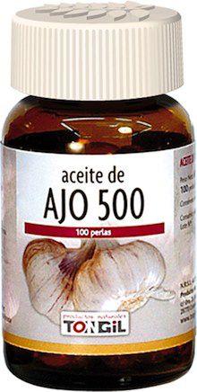 Tongil Aceite de Ajo 100 perlas