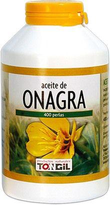 Tongil Acti-Oleo Aceite de Onagra 500mg 400 perlas