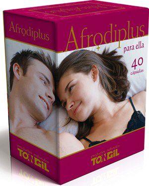 Tongil Afrodiplus 40 cápsulas