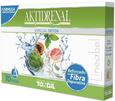 Tongil Aktidrenal Detox 10 viales