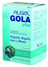 Tongil Aligel Gola Plus 24 perlas