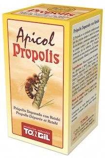 Tongil Apicol Propolis 40 perlas