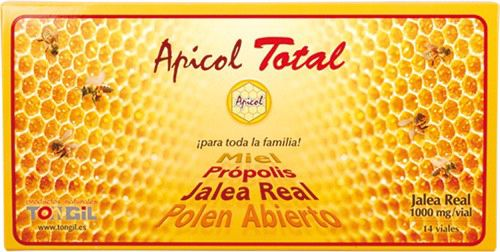 Tongil Apicol Total 14 ampollas