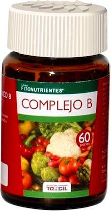 Tongil Complejo Vitamina B 60 perlas