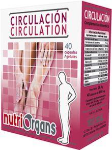 Tongil Nutriorgans Circulación 40 cápsulas