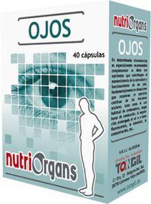 Tongil Nutriorgans Ojos 40 cápsulas