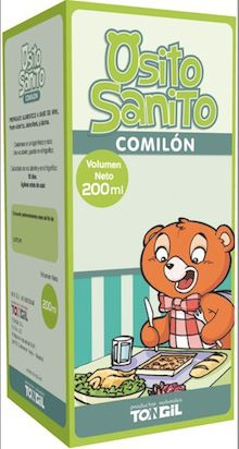 Tongil Osito Sanito Comilón 200ml