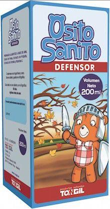Tongil Osito Sanito Defensor 200ml