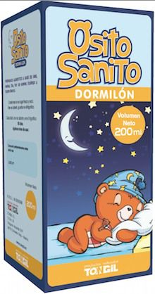 Tongil Osito Sanito Dormilón 200ml
