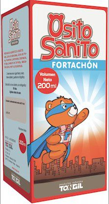 Tongil Osito Sanito Fortachón 200ml