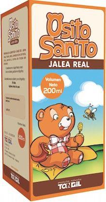 Tongil Osito Sanito Jalea Real 200ml