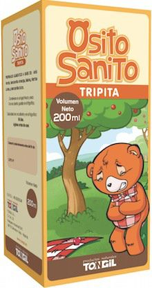Tongil Osito Sanito Tripita 200ml