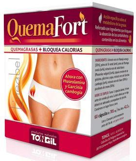 Tongil Quemafort 60 cápsulas