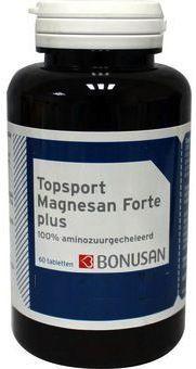 Bonusan Topsport Magnesan Forte 60 comprimidos