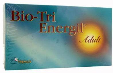 Treman Bio Tri Energil Adult 20 ampollas