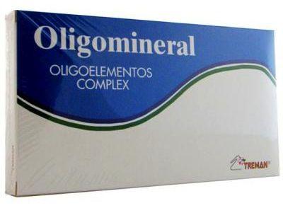 Treman Oligomineral Complex 20 ampollas
