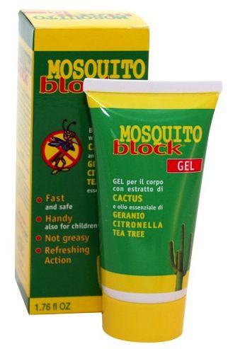 Trepat Diet Mosquito Block Gel 50ml