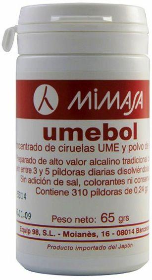 Mimasa Umebol 65g 310 comprimidos