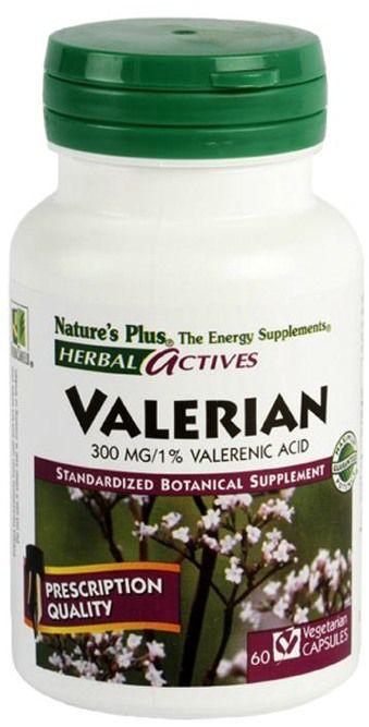 Nature's Plus Valeriana 60 cápsulas