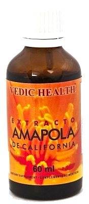 Vbyotics Amapola de California 60ml