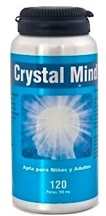 Vbyotics Crystal Mind 120 perlas