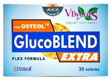 Vbyotics Glucoblend Extra 30 sobres
