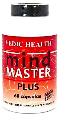 Vbyotics Mind Master Plus 60 cápsulas