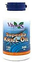 Vbyotics Superba Krill Oil 120 perlas