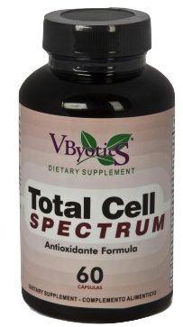 Vbyotics Total Cell Spectrum 60 cápsulas