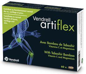 Vendrell Artiflex 60 comprimidos