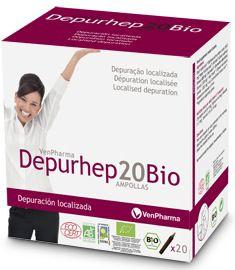 Vendrell Depurhep 20 viales