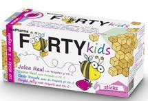 Vendrell Forty Kids Fresa 10 sticks