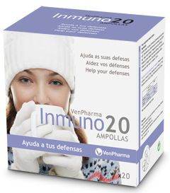 Vendrell Inmunoven 20 comprimidos