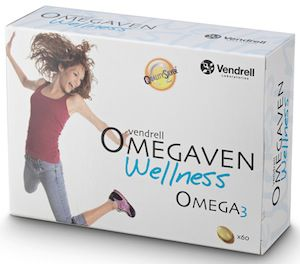 Vendrell Omegaven Wellness 60 perlas