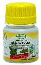 Soria Natural Verde de Alcachofa 100 comprimidos