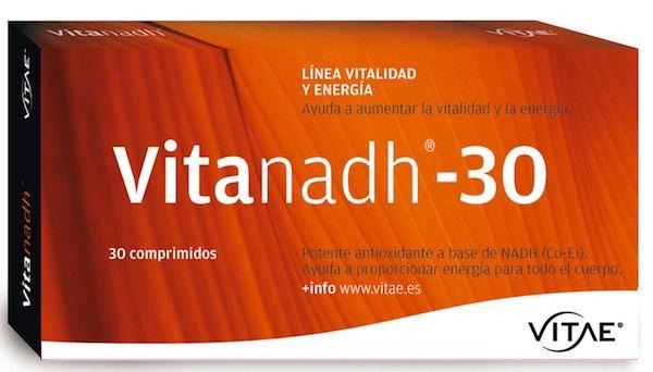 Vitanadh 30 comprimidos